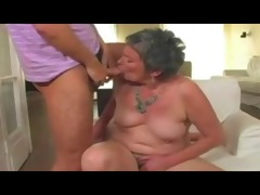 mature woman and cute lad bvr