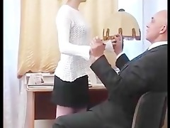 old guy have sex with young gal part 1