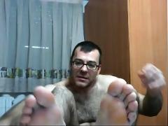 boyz feet on livecam male feet pies de hombre