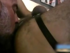 leather tat dad