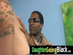 watching my daughter drilled by a dark stud 20