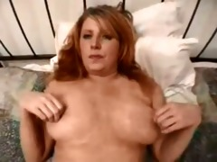 large boobed milf gets fucked on homemade