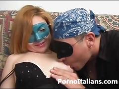 coppia italiana in video porno amatoriale vero -