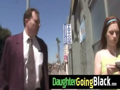 watch my daughter drilled by a black fellow 5