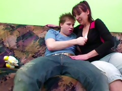 german mama caught and fuck hardcore with young