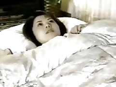 japanese aged mommy and younger lad