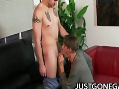 mark galftone and chad brooks - hard cock action