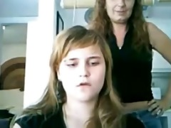 daughter and not her mom and aunt on webcam flash
