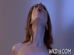 boy bangs his girlfriend