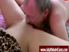 old dude fucks young hottie - adultmodelcams.com