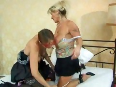 old and youthful curly lesbians bvr