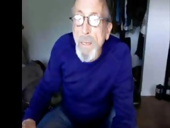 horny verbal dad grand-dad receives high and s