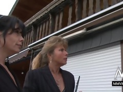 mmv films german non-professional couple gets