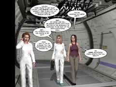 3d comic: habitat 5. chapter 1