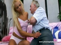 young slut pleases her sugardaddy with her soaked