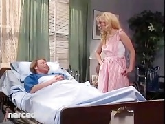 milf ava vincent is a nasty nurse