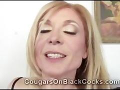 blonde cougar in stockings nina hartley rides
