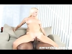 hot blond mother i fucked by a large black cock