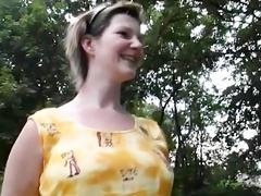 preggy older chick gets team-fucked