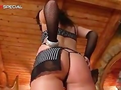 amazing pierced fur pie milf engulfing part6