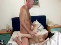 fresh youthful pussy ann marie la sante