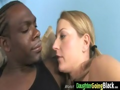 tight young teen takes large black ramrod 9