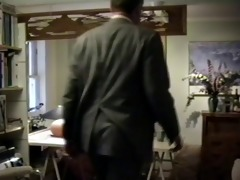 hawt suit dad masturbating to completion