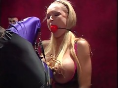 breasty servitude lesbos - scene 5