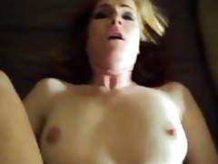 hawt ca, redheaded getting fucked with facial