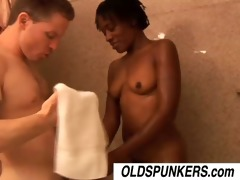 cat is a cute black milf who loves to fuck