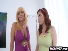 milf anal sex some stepmom and step daughter tara