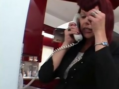 rubee red head mature mother i bonks bbc