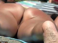 bikini and nude beach gals