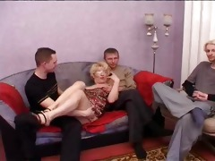 mother group-fucked by sons friend and allies #1