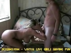 mature wife with large boobs roleplaying