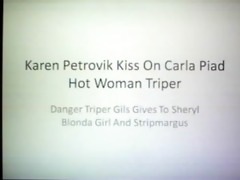 karen and carla kissed in bedroom with hottest