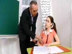 aged teacher fucks barely legal wet crack