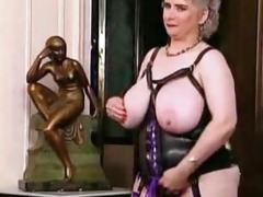 madame boobary is always excited