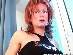 redheaded mommys crave agonorgasmos