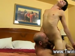 twink sex dad and boyfrend end up in a perspired