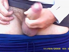 a large mature cock