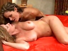 hot movie scene with hot old and juvenile lesbian