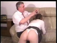 british schoolgirl spanked and bj