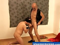 spanish daddies barebacking