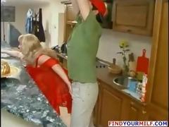 mature russian abode wife receive lascivious