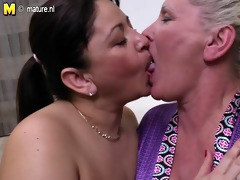 angel screwed by lesbian granny and not her mom