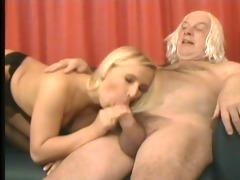 creepy old doctor bangs hooker daughter - shots