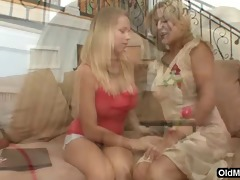 blackmailed into lesbo sex