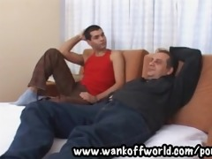 vladimir and pibe: dilettante latino in home sex