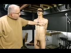 sadomasochism bondage gay guy acquires punishment